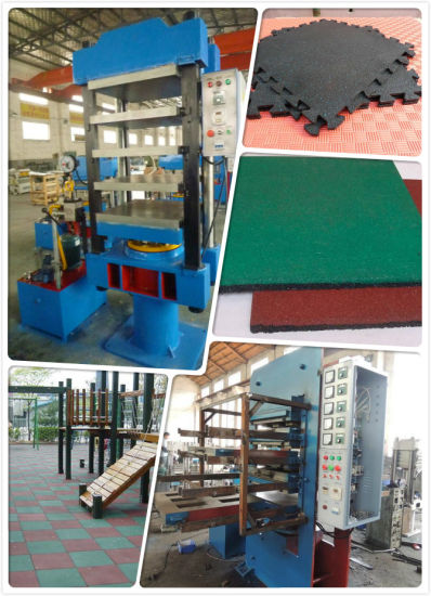 High Quality Conveyor Belt Platen Vulcanizing Press Rubber Machine Hot Sale pictures & photos