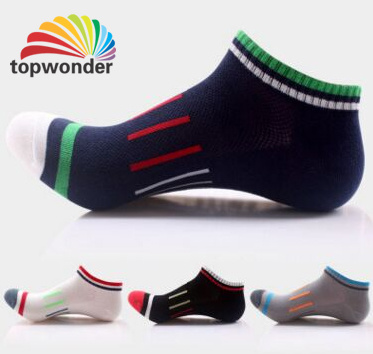 Custom Sport Ankle Sock in Various Colors and Designs pictures & photos