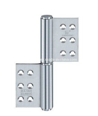 SUS304 Satin Finish Flag Hinge for Wooden Door (B75-4064-FG) pictures & photos