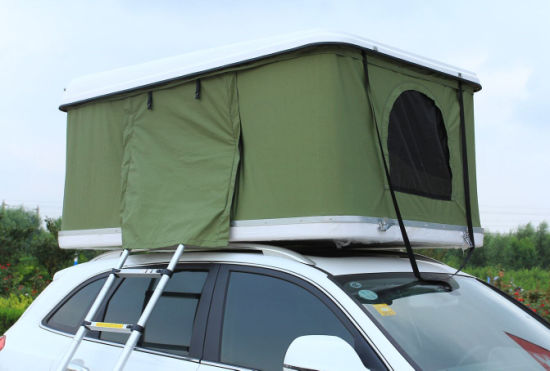 Hard Shell Car Roof Top Tent 4WD Rooftop C&ing Tent & China Hard Shell Car Roof Top Tent 4WD Rooftop Camping Tent ...