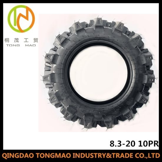 Agricultural Wheel Tractor Tyre for Irrigation (8.3-20) pictures & photos