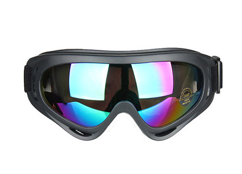 Tactical Airsoft Outdoor Sports Safety Glass Skiing Windproof Goggles Cl8-0031