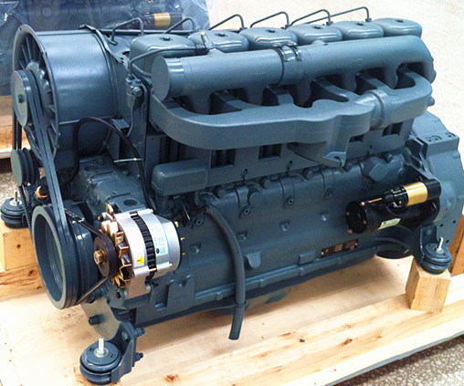 Air Cooled Diesel Engine (F6L912) for Mining Machinery pictures & photos