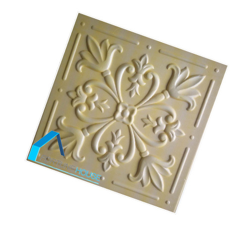 Styrofoam Ceiling Tiles Are Made of Lightweight Styrofoam with Deeply Sculpted Patterns pictures & photos