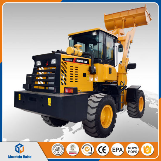 2ton Zl920 Payloader 2 Ton Loader with Joystick pictures & photos