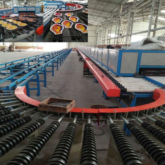 Glass Tray, Mosaic Product Production Kiln