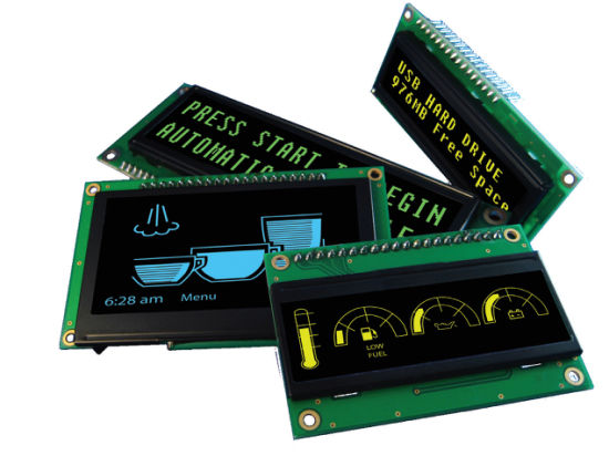 """2.4""""inch Graphic Small Digital OLED Display/Screen for Home Application Monitor"""