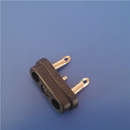 Two Pins Middle East Plug (Rj-0119)