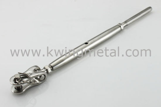 Stainless Steel Rigging Screw Jaw & Jaw pictures & photos