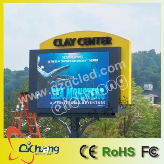 Outdoor RGB LED Billboards Display (P10) pictures & photos