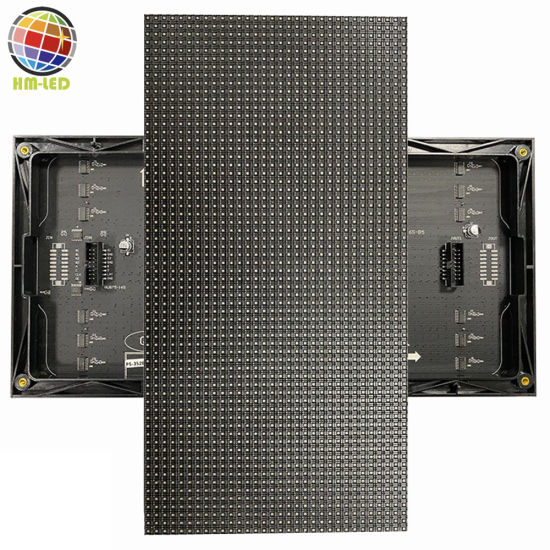 64X32 Dots P5 320X160 Full Color SMD LED Screen Module pictures & photos