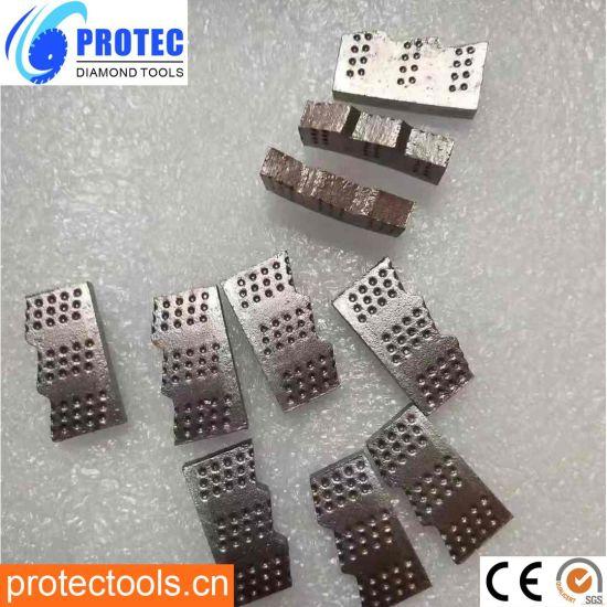 Diamond Segments for Core Bit/Diamond Core Drill Bit/Core Bit/Drill Bits/Core Drill/Dry Core Bit/Laser Welded Diamond Core Bit/Core Bit/Core Drill Bit