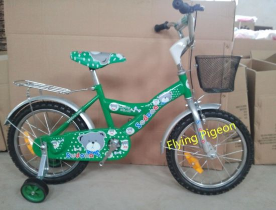 with Basket Y Frame Child Bike Bicycles (FP-KDB063) pictures & photos