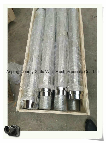 Stainless Steel Slot Pipes pictures & photos