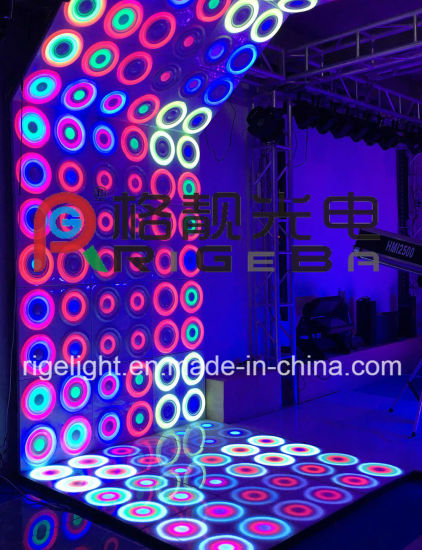 China Patent New Design Wall And Ceiling Led Panel Stage