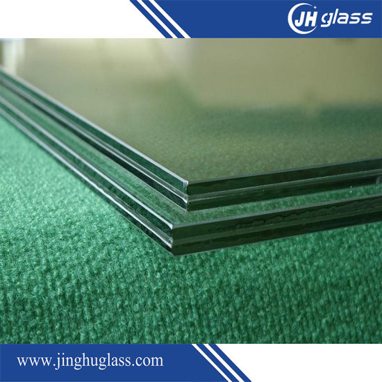 6.38-12.76mm Tempered Laminated Glass Decoration Silkscreen Glass for Stairs /Balustrades pictures & photos