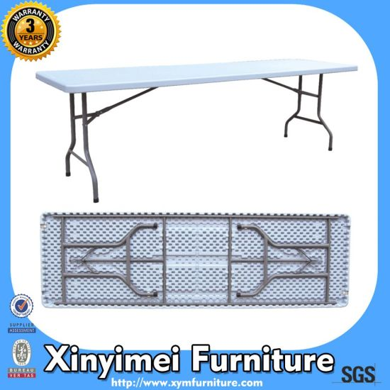Best Selling Plastic Folding Table For Beach, Portable Picnic Table  (XYM T69)