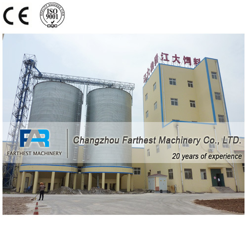 5000 Ton Steel Silos for Powder Material Storage pictures & photos