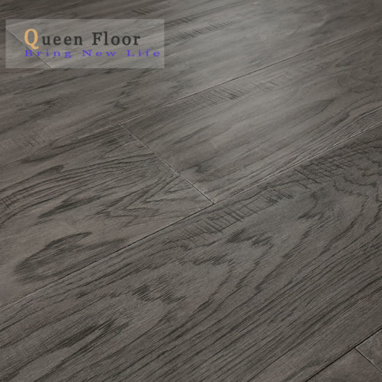 China Flooring Laminate, Smokey Grey Laminate Flooring