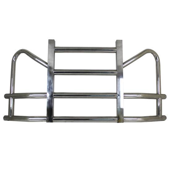 Stainless Steel 304 Semi Truck Deer Guard for Volvo Vnl