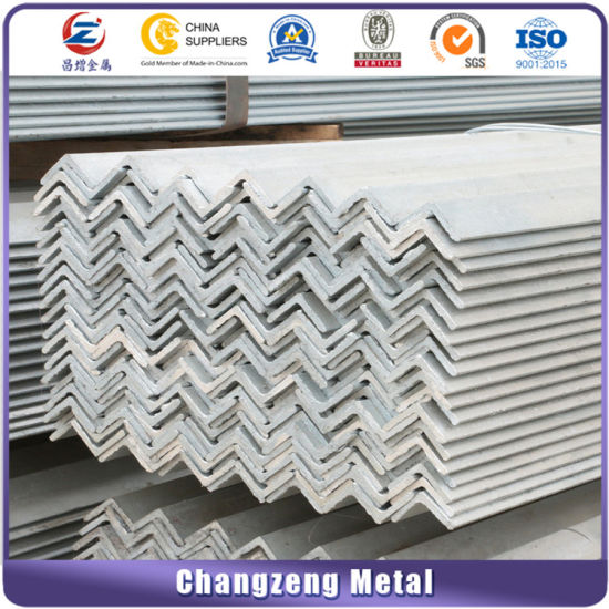 Hot Rolled Alloy Galvanized Steel Angle Bar (CZ-A62) pictures & photos