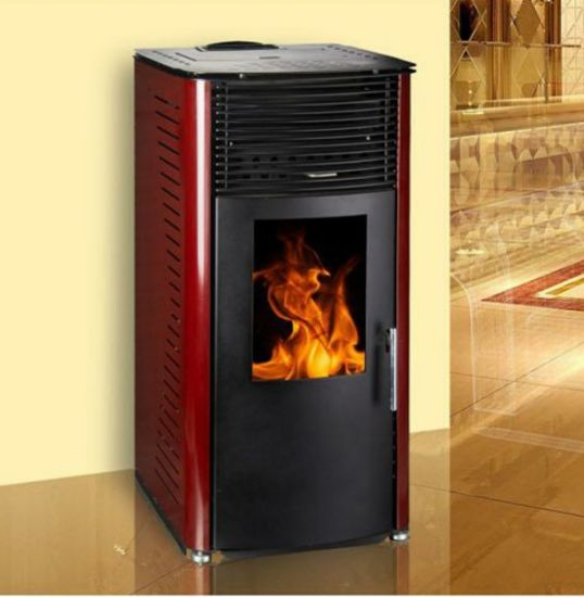 China Wood Pellet Stove with Boiler /Jacket 20kw Free ...