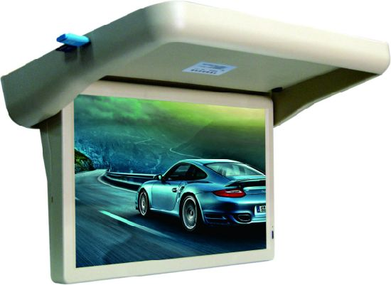 15.6inch Motorized Overhead Roof Mount Monitor