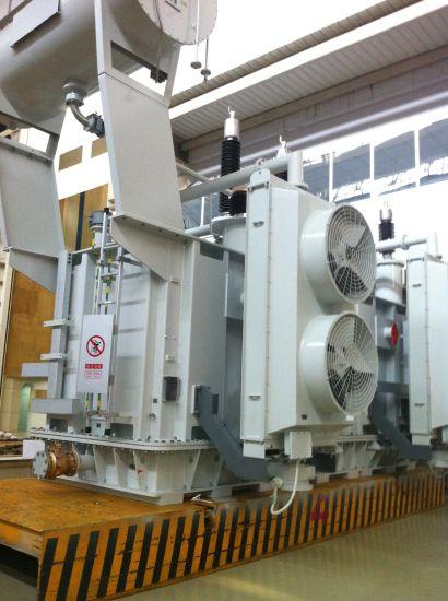 China 11kv/132kv 35mva/40mva 50Hz/60Hz Power Transformer - China