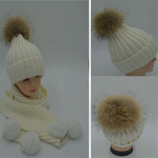 Customized Knitting Knitted Hat /Beanie Hats
