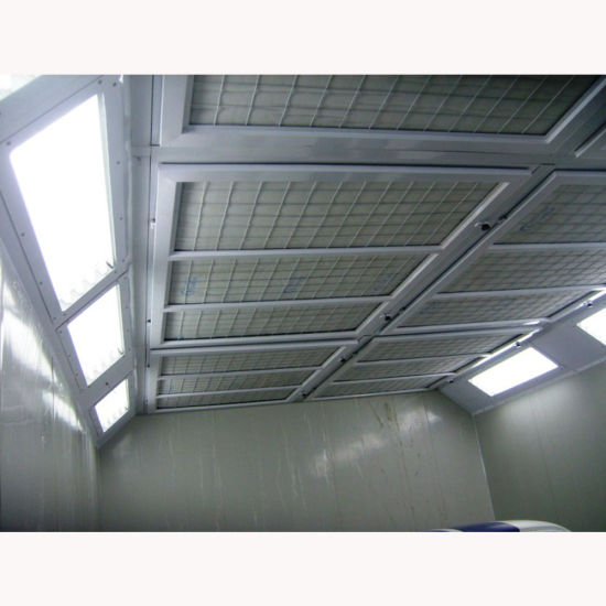 Popular Auto Spray Booth Painting Room for Sale pictures & photos