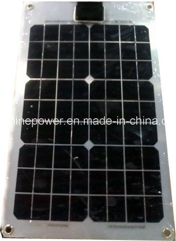 Light Weight 110wp on Boat Aluminum Flexible Solar Panel pictures & photos
