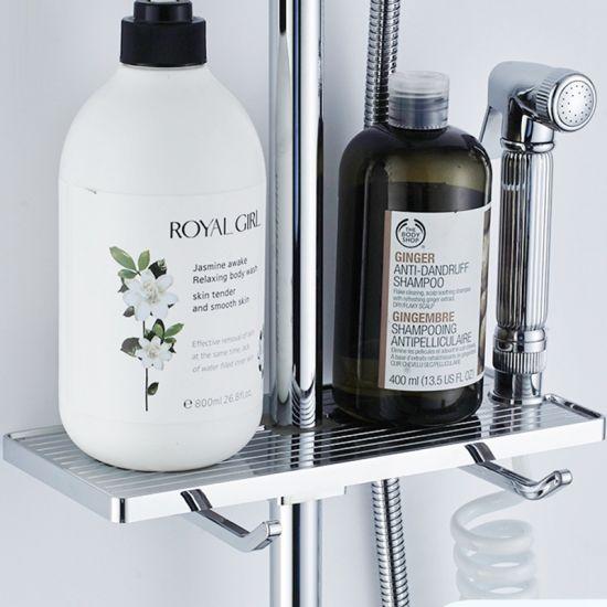 Shampoo Bath Towel Tray Shelf