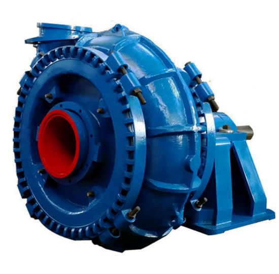 Heavy Duty Mining Sand Gravel Dredging Slurry Pump pictures & photos