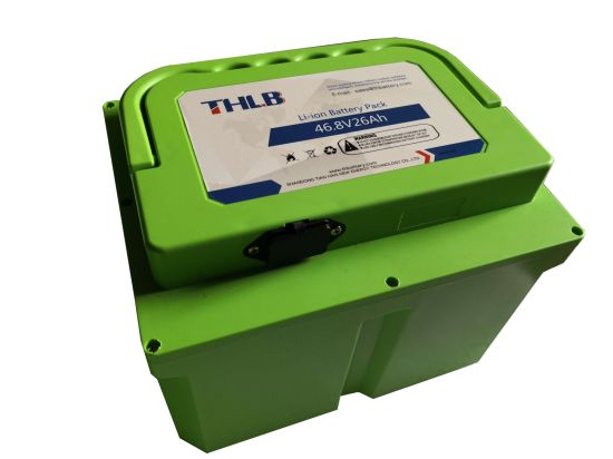 Bis Approved-46.8V26ah Li-ion Battery Pack for Two Wheelers