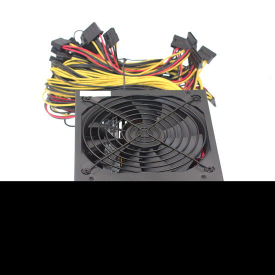 1600W Power Supply, Eth PSU, Antminer S9 D3 L3+ PSU for Bitmain Antminer S9