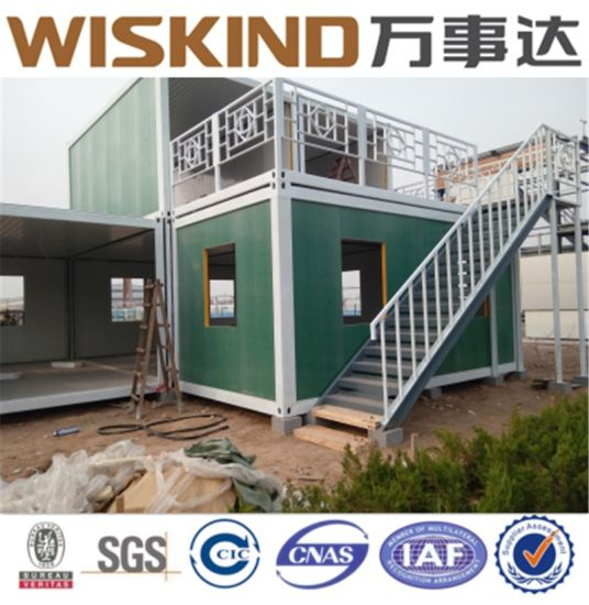 High Quality Prefabricated Container House for Living, Office, Sotre-39