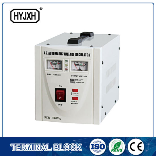 Single Phase Automatic 300kVA Voltage Stabilizer Circuit AVR Stabilizer for  Air Conditioner