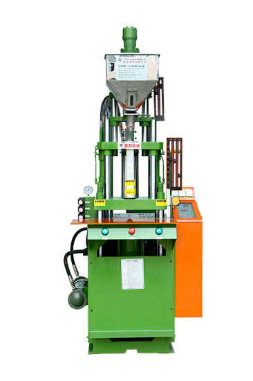 High Accuracy Vertical Plastic Injection Molding Machine pictures & photos