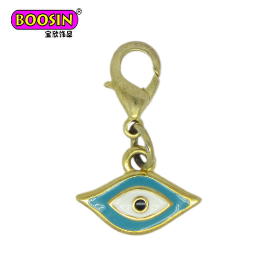 Hot Sale Metal Alloy European Evil Eye Charms Pendant Necklace pictures & photos
