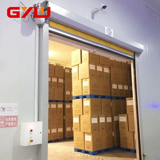 interior roll up door. Automatic Aluminum Interior Roll Up Door