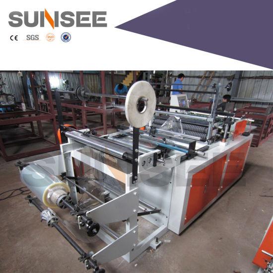 Full-Automatic Side Heat Sealing Cold Cutting Bag Making Machine