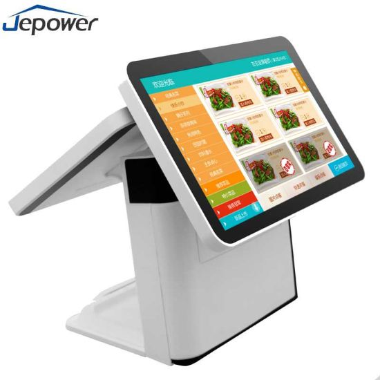 Magnetic Chip Credit Card Swipe Point of Sale Android POS All in One Terminal Hardware pictures & photos