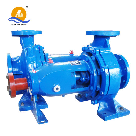 Single Stage Sing Suction Open Impeller Industry Centrifugal Pump pictures & photos