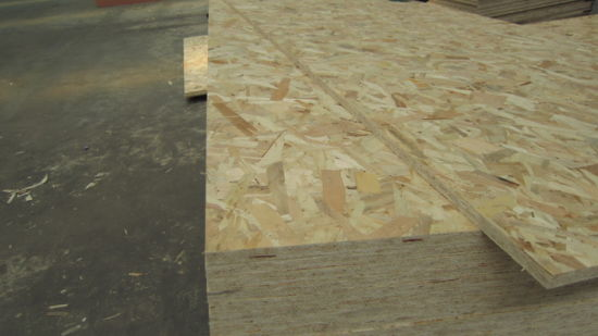 China OSB in WBP Glue Thickness 9mm 12mm 15mm 18mm - China