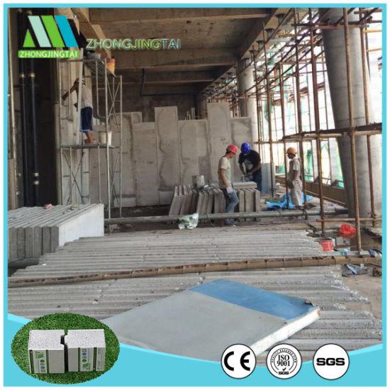 China High Compressive Strength Sound Insulation EPS Cement Sandwich