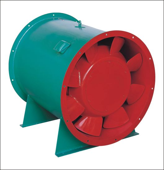 Iron Swf Series Mixed Axial Flow Fan for Experiment