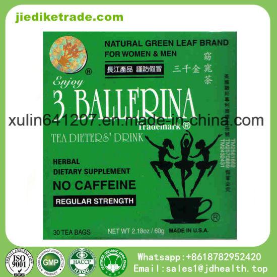 Best 3 Ballerina Tea Weight Loss Slimming Tea