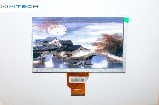 Goodisplay 9 Inch Color RGB TFT LCD Monitor for Outdoor
