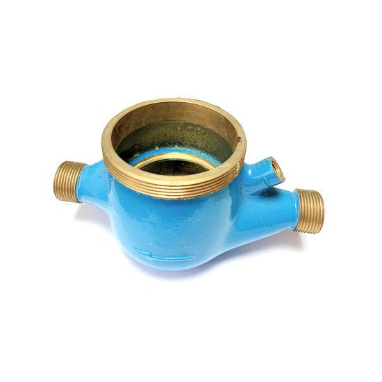15mm-50mm Multi Jet Brass Water Meter Body Factory