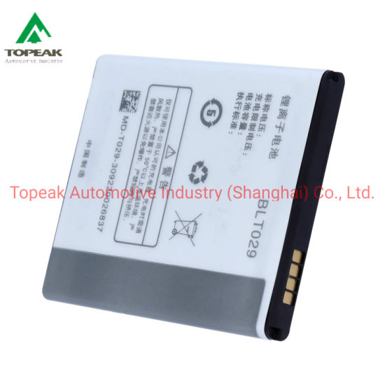 800 to 999mAh Cell Phone Lithium Battery Mobile Phone Battery pictures & photos